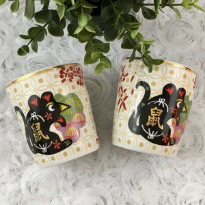 World Market   Year of the Rat Cups